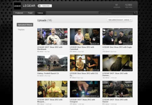 LEGEAR.tv cover